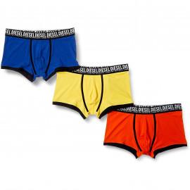 Pack de 3 boxer DIESEL tricouleur *3 BOXER homme A00897 0PAZU E