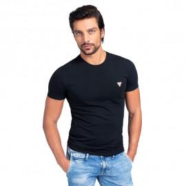 Tee-shirt homme GUESS MOBI24J1311 noir