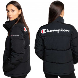 Doudoune femme champion noir 113444
