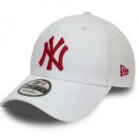 Casquette homme NY Yankees 1230597 blanc/rouge