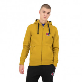 Sweat homme CHAMPION 213410 jaune