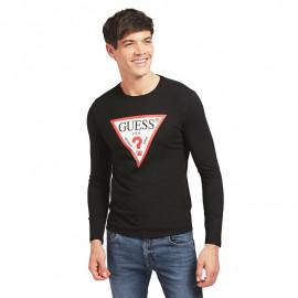 Tee-shirt homme GUESS M94I43 noir