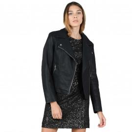 veste perfecto noir A039BH20