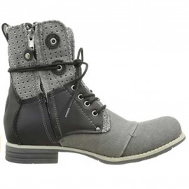 Chaussure Boots BUNKER homme TAR CA50