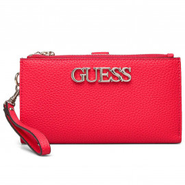 Portefeuille Guess femme rouge VG730157