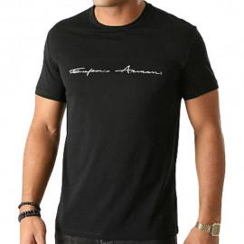 Tee-shirt homme Emporio Armani 110853 0A724 00020 noir