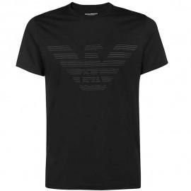 Tee shirt homme EMPORIO ARMANI 111019 0A578 00020 noir