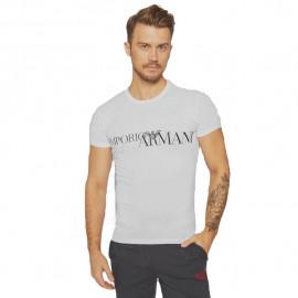 Tee-shirt homme Emporio Armani 111035 new blanc