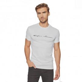 Tee-shirt homme Emporio Armani110853 0A724 00010 blanc