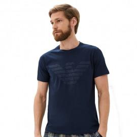 Tee-shirt Emporio Armani 111019 0A578 00135 bleu