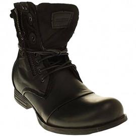 Chaussure homme BUNKER POR-P50 noir