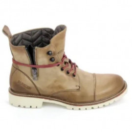 Chaussure homme BUNKER JOB AD7 WORK camel