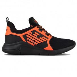 Chaussure homme ARMANI X8X057 XCC55 M538 noir