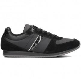 Chaussure homme VERSACE E0YSBSA1 noir