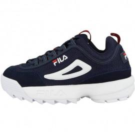 Chaussure homme FILA DISRUPTOR MESH 1010576.25Y noir