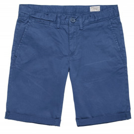 Short chino teddy smith bleu marine
