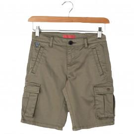 Short enfant guess kaki L81D06