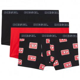Pack X3 boxers DIESEL 00ST3V 0WAXV E4273