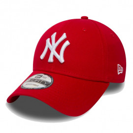 Casquette homme NEW ERA YANKEES 10531938 rouge