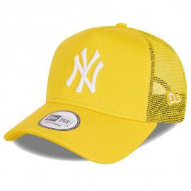 Casquette homme NEW ERA YANKEES 60112706 jaune