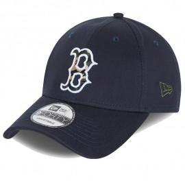 Casquette homme NEW ERA BOSTON 60112618 bleu