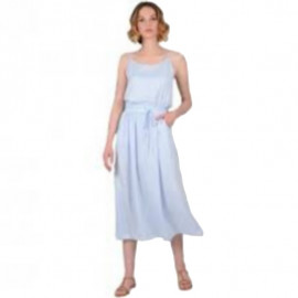 Robe femme MOLLY BRACKEN T997 bleu
