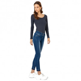 Jean Tiffosi femme one size bleu 10025681_M10 ONE_SIZE_D