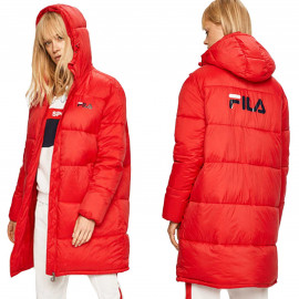 Doudoune femme FILA rouge 687219