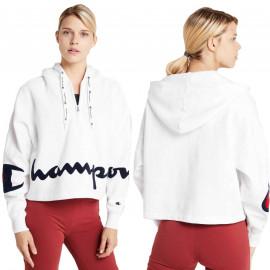 Sweat femme CHAMPION 111915 blanc
