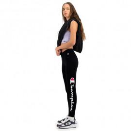 Legging femme CHAMPION 112857 noir