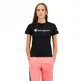 Tee shirt champion Femme noir 113194 NOIR