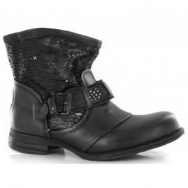 Chaussure BUNKER noir CORI-B1-5 noir