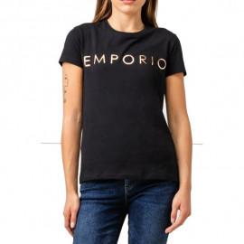 Tee-shirt femme EMPORIO ARMANI 164272 noir
