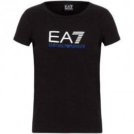 Tee-shirt femme ARMANI 3GTT62 TJ12Z noir