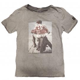 Tee shirt Redksins Biky enfant vintage moto