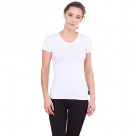 Tee-shirt femme ARMANI 163321 OA263 00010 blanc