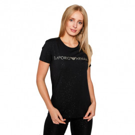 Tee-shirt femme ARMANI 164272 OA225 00020 NOIR