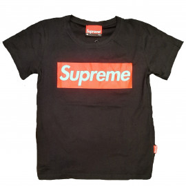 Tee shirt femme noir 20016-TPR
