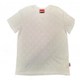 Tee shirt homme blanc 20110-TPR