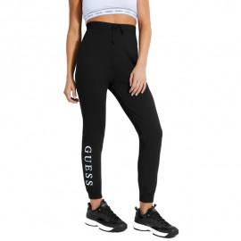 Bas de jogging femme 094Q09 noir GUESS