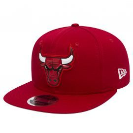 New Era - Casquette - Bulls - Rouge