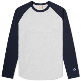 Tee-shirt homme CHAMPION 210974 gris