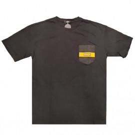 Tee-shirt homme MK-18185 noir