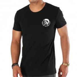 Tee shirt homme DIESEL 00S5L noir