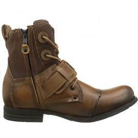 Chaussure homme BUNKER SOZO-BUK2 marron