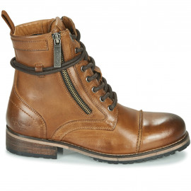 Chaussure femme PLS50215 MELTING marron