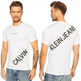Tee shirt Calvin klein blanc J30J316870