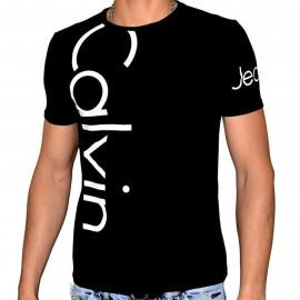 Tee shirt Calvin klein noir CMP13S