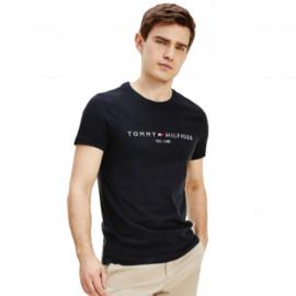 Tee shirt Tommy Hilfiger noir 11465