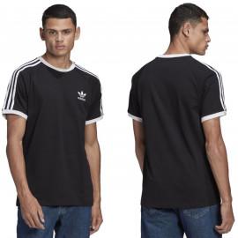 Tee shirt ADIDAS noir GN3494 tri-bande